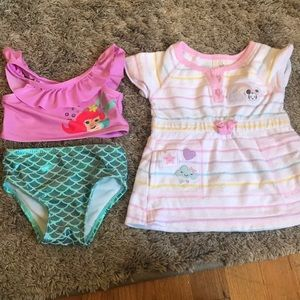 Disney baby swim bundle
